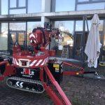 Bolift Compactkraan Driezum Friesland Glaskraan
